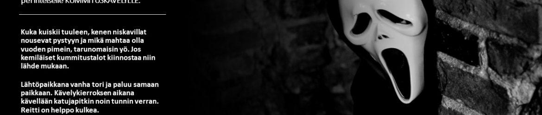 Kummituskierrokset 30.10.2021